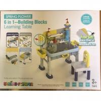 Развивающий столик Building Blocks Learning Table