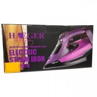 Электрический паровой утюг Haeger