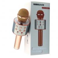Микрофон-колонка WS-858