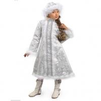 Детский костюм Снегурочки оптом