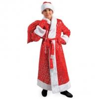 Детский костюм Деда Мороза оптом