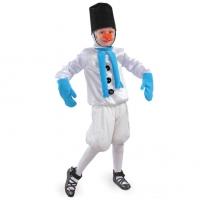 Детский костюм Снеговика оптом