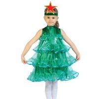 Детский костюм Ёлочки оптом