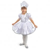 Детский костюм Снежинки оптом
