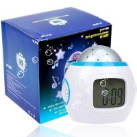 Музыкальный будильник-проектор Yukai
