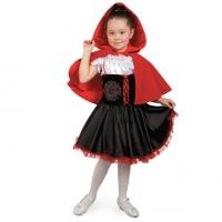 Детский костюм Красной шапочки оптом