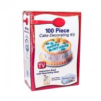 Набор для украшения выпечки Cake Decorating Kit