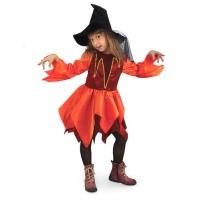 Детский костюм Ведьмочки оптом