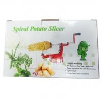 Прибор для чистки и нарезки Spiral Potato Slicer