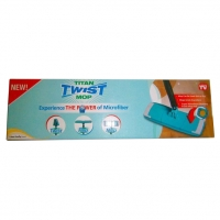 Самоотжимающаяся швабра Titan Twist Mop
