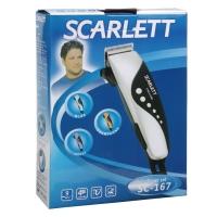 Машинка для стрижки Scarlett-167 оптом