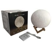 Ночник 3D Moon Lamp оптом