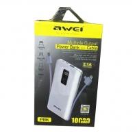 Внешний аккумулятор AWEI P8K оптом