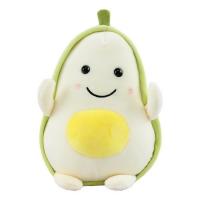 Мягкая игрушка Авокадо 25 см оптом