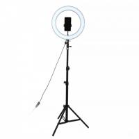 Светодиодная кольцевая лампа Led ring light 30 см оптом