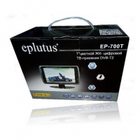 Автомобильный телевизор Eplutus ЕР-700Т