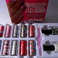 Маникюрный набор Fab Foils