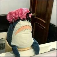 Мягкая игрушка Акула 85 см оптом