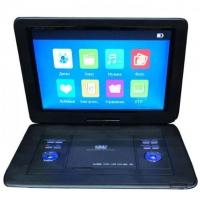 Портативный DVD плеер с цифровом тюнером DVB-T2 LS-142T