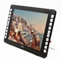 Портативный DVD плеер с цифровом тюнером DVB-T2 LS-155T