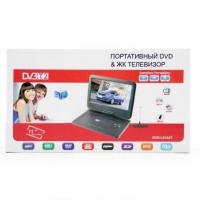 Портативный DVD плеер с цифровом тюнером DVB-T2 LS-104T