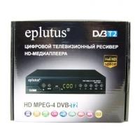 Цифровой HD TV-тюнер DVB-T2 Eplutus DVB-166T оптом