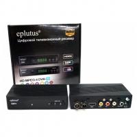 Цифровой HD TV-тюнер DVB-T2 Eplutus DVB-137T оптом