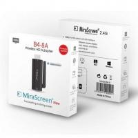 Беспроводной HDMI адаптер MiraScreen B4-8A оптом