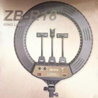 Светодиодная кольцевая лампа ZB-R18 45 см