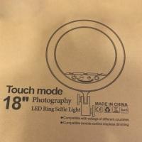 Светодиодная кольцевая лампа Touch Mode 45 см оптом