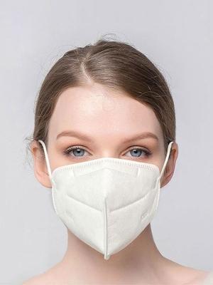 Защитная маска KN95 с классом защиты FFP2