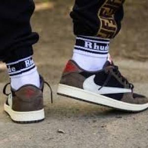Кроссовки Nike Air Jordan 1 Low OG
