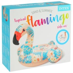 Надувной плот INTEX Фламинго оптом