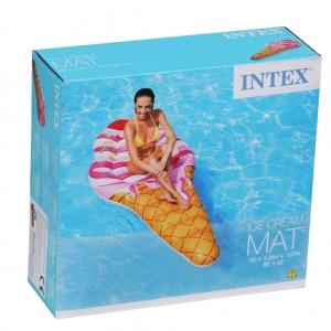 Надувной плот INTEX Мороженое оптом
