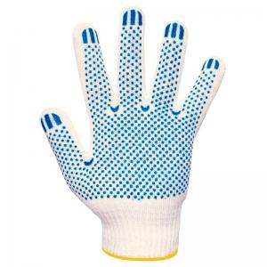 Х/б перчатки Повышенной плотности вес пары 79-81 гр.