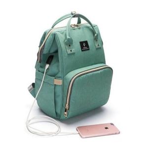 Рюкзак для мамы с USB оптом