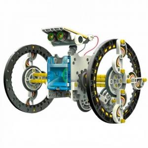 Робот-конструктор на солнечных батареях Solar Robot 214 оптом