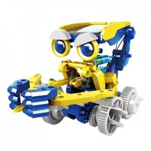 Робот-конструктор на солнечных батареях Solar Robot Steam оптом