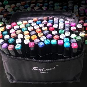 Набор маркеров Touch 80 цветов