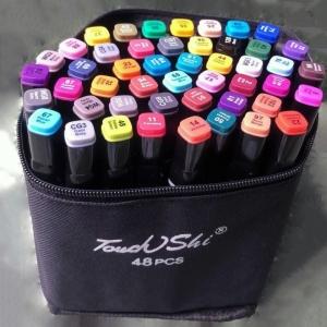 Набор маркеров Touch 48 цветов