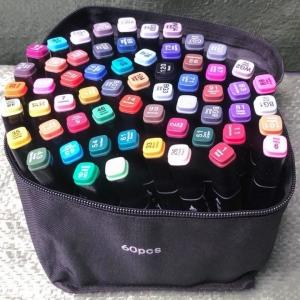Набор маркеров Touch 60 цветов