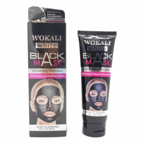 Маска-пленка Wokali Black Mask оптом