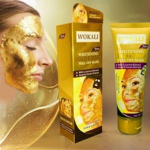 Маска-пленка Wokali Gold Caviar