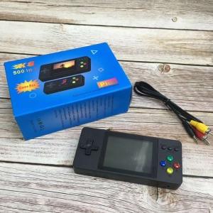 Портативная игровая консоль Game Box K8 500 in 1