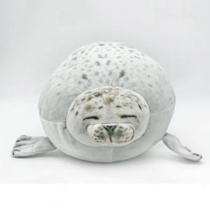 Мягкая игрушка тюлень 70 см оптом