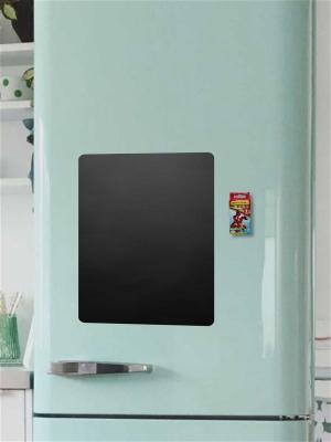 Меловая Доска на холодильник Средняя для рисования+мел