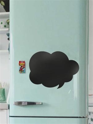 Меловая Доска на холодильник Смска для рисования+мел