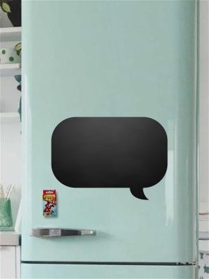 Меловая Доска на холодильник Получат для рисования+мел