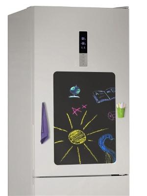 Меловая Доска на холодильник Большая для рисования комплект