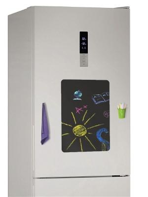 Меловая Доска на холодильник Средняя для рисования комплект
